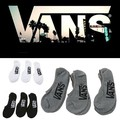 Vans Classic Super No Show Socks 3 Pack  14737