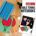 【アントレックス】勉強に行き詰まったら卓球しちゃおう♪【ノートブックテーブルテニス】