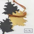 【SALE】【秋冬新作】ブリキ オーナメント オンブル ファーツリー クリスマス