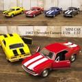 ダイキャストミニカー[Chevrolet Camaro Z/28(1967) 1/37(M)]【ロット12台】