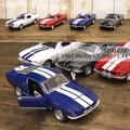 ダイキャストミニカー[Shelby GT-500(1967) 1/44(M)]【ロット12台】