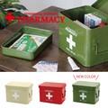 【3/上 入荷予定】ファーマシーボックス【救急箱】【デイリー】【収納】