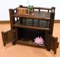 竹の温かみと独特な雰囲気を醸し出す小家具・和雑貨