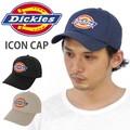 ディッキーズ Dickies ICON CAP ロゴCap Logo Cap 帽子 DICKIES ベースボールキャップ