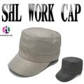SHL ポリミックスジュートテイストワークCAP 14743