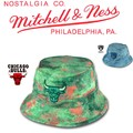 Mitchell&Ness Painted Fabric Bucket Hat  14765