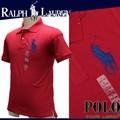 ◆お買い得春夏商材◆★最終処分★POLO RALPH LAUREN BOYS BIGポニー ポロシャツ<男性対応>