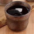 ■【焼酎カップ】高瀬イブシねじりカップ