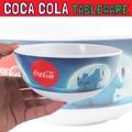 コカコーラ メラミンボウル ベア * かわいいシロクマ柄!プラスチック製のお椀型の食器です♪