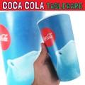 コカコーラ メラミンタンブラー ベア * シロクマ柄!アメリカンサイズの大きめプラスチック製カップ