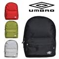 UMBRO(アンブロ)16SSベーシックDパック(16L) スポーツやアウトドア、通勤通学にもかっこいい。サッカー