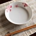 桜づくし 深皿