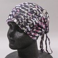 シルク6WAY帽子&ネックカバー(シルク100%)