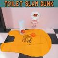 ミニバスケットボールセット * トイレの中でもできちゃう!?バスケのおもちゃ♪/トイ/キッズ