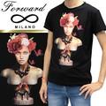 ☆夏物最終処分特集☆Forward Milano フォワードミラノ メンズ 半袖 Tシャツ<FLOWE WOMEN>