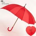 フォート アンブレラ Fort Umbrella ハート 傘 レディース レッド 赤