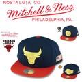 Mitchell&Ness USA 2 Tone Snapback  14851