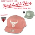 Mitchell&Ness Slub Cotton Snapback  14853