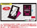 KRUNK BIGBANG 折り畳みミラー