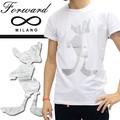 ☆夏物最終処分特集☆Forward Milano フォワードミラノ 半袖 Tシャツ<D・DUCK><ラスト1点>