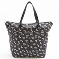 LeSportsac レスポートサック トートバッグ EVERYGIRL TOTE Terrier Toss Black