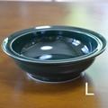 【白山陶器】【PASTOパスト】【ボールL・深緑】【波佐見焼】18.5cm 高さ5.5cm 430g