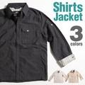 綿麻 ロールアップ シャツジャケット春秋 薄手 coolmax クールマックス コットンシャツ 長袖