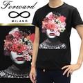 ☆夏物最終処分特集☆Forward Milano フォワードミラノ メンズ 半袖 Tシャツ<WOMEN><ラスト1点>