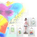 ☆NEW!☆ゆったり&たっぷり夏キュートプリントドルマンTシャツ★Sweet&Conscious