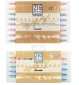 ZIG メモリーシステムカリグラフィー 8色/12色セット