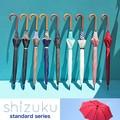 【長傘】耐風 レディース 傘【 shizuku 】