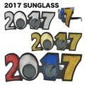 【パーティー イベント】2017 サングラス コスプレ メガネ