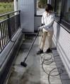 【清掃・掃除 家電 高圧洗浄機】タンク式高圧洗浄機ベランダセット SBT-512V