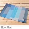 ランチョンマット 2枚セット 北欧 ブルー バー コバルト Lamoppe × ジュビリー ティータオル