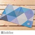 ランチョンマット 2枚セット 北欧 ジュビリー Jubilee ディープ ブルー ダイヤモンド ティータオル