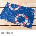 ランチョンマット 2枚セット 北欧 ジュビリー ウェルカム フロート ブルー ティータオル