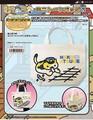 「猫グッズ」ねこあつめミニトートバッグ2(えきちょうさん)