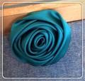 4色★小さなかわいいフラワー薔薇モチーフブローチ/コサージュ b0237