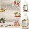 【RUDY Italian Fruits】ルディイタリアンフルーツ バス&シャワージェル