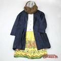 〈HOT★ITEM〉[スカート] ボトムフラワープリントスカート