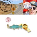 GOODWORTH Fish Pin    14891