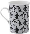 マグカップ ペンギン〈ホワイト/カフェ/ピンク〉