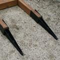 木製アーチ用埋め込み金具 UB5030