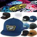 VANS FULL PATCH SNAPBACK CAP  13215