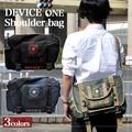 【新作】DEVICE ONE ショルダーバッグ