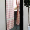 IIIセパレートカーテン カントリーチェック
