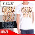 ◆お買い得春夏商材◆★大特価★DIESEL ディーゼル センタープリント Tシャツ<3カラー><ラスト3点>