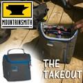 【MOUNTAINSMITH】マウンテンスミスTHE TAKEOUT No.40247 ランチボックスサイズのコンパクトなクーラー