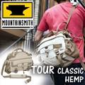 【MOUNTAINSMITH】マウンテンスミスTOUR CLASSIC HEMP NO.40363 ナチュラルな麻素材がカジュアルにFIT!