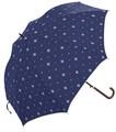 2016AW新作★婦人雨傘【ダイヤドット】★60cm グラスファイバー仕様ジャンプ傘★♪
